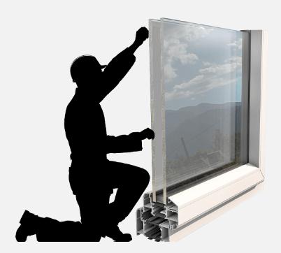 Aluminium shop fronts - powder coat - sliding doors - bifold doors - shutter laths - aluminium shop front - shop fitting - fitouts