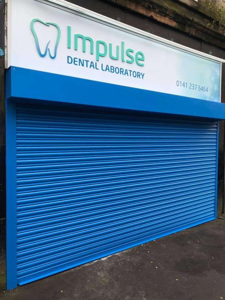 Dental Labaratory - Commercial Shop fronts - scotland