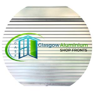 Glasgow Aluminium Shop Fronts - Shutters