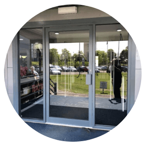 Security-Automatic-Doors-Glasgow-Aluminium-Shop-Fronts-Scotland-Installation-Manufacturing