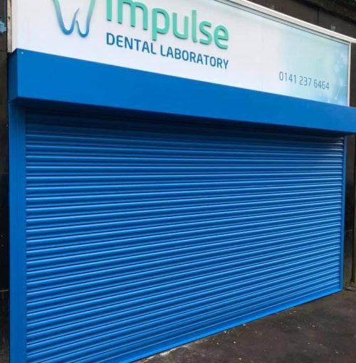 Glasgow Shutters Installation